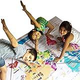Traveller Kids Hop around the world - Giant World Map Game