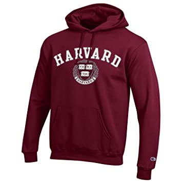 Harvard University Champion NCAA - Sudadera con capucha: Amazon.es: Deportes y aire libre