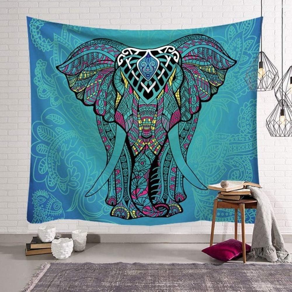 mmzki Tapiz Indio étnico Tailandia Elefante Colgante de Pared ...