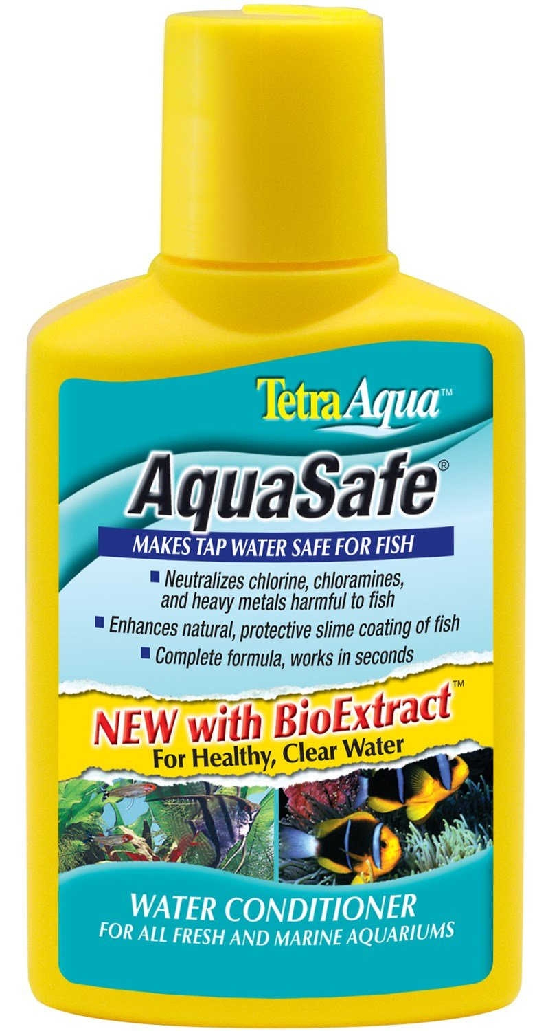 Tetra 16268 AquaSafe Water Conditioner with BioExtract