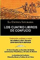 Los Cuatro Libros De Confucio Confucio Y Mencio