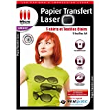 Micro Application - Papier créatif - Transfert textile Laser