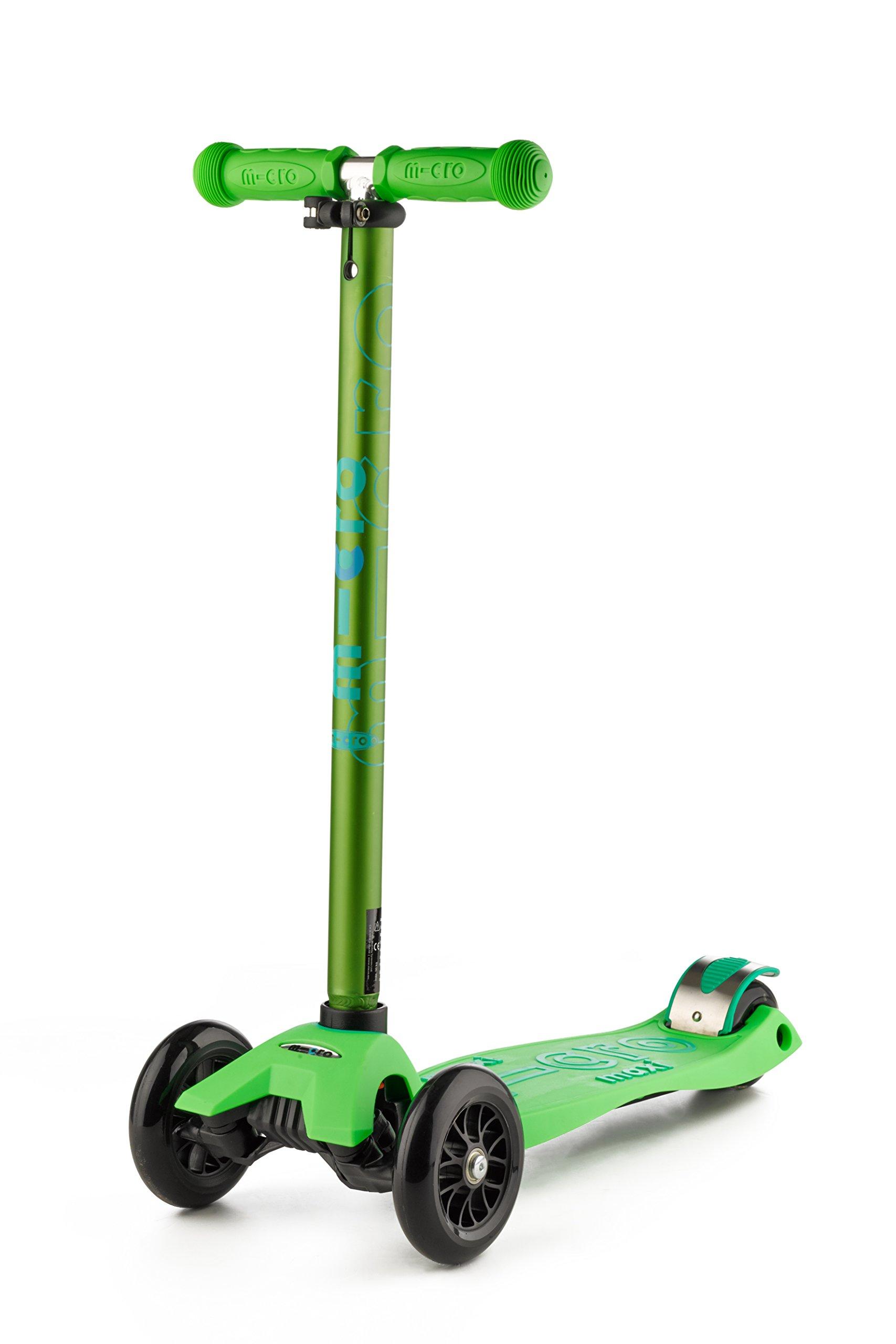 Micro Maxi Deluxe Kick Scooters (Green) by Micro Kickboard (Image #7)
