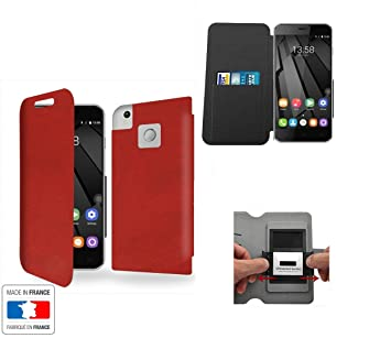 Funda Flip Case para Oukitel u7 plus: Amazon.es: Electrónica