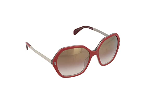 Marc by Marc Jacobs Sonnenbrille Mmj 463/S Qh Bu Grey Ruth, 57
