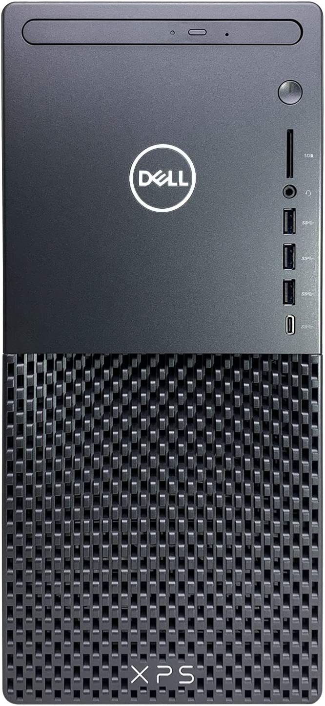 Dell_XPS 8940 Tower Desktop Computer - 10th Gen Intel Core i7-10700 8-Core up to 4.80 GHz CPU, 32GB DDR4 RAM, 1TB Solid State Drive, GeForce GTX 1650 Graphics, DVD Burner, Windows 10 Home, Black | Amazon