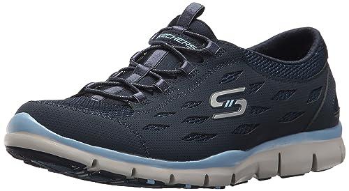 Skechers Gratis Big Idea - Zapatillas De Deporte Mujer: Amazon.es: Zapatos y complementos
