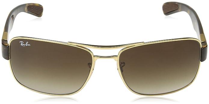 2891089da4 Amazon.com  Ray-Ban RB 3522 Sunglasses  Clothing