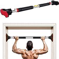 Horizontal Bar Indoor Pull Up Bar Doorway Bar Workout Bar Home Exercise Fitness