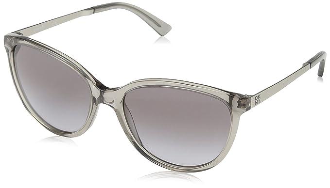 DKNY 0dy4138 - Gafa de sol ojos de gato color gris cristal y ...