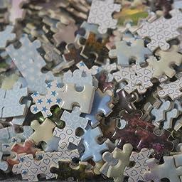 Amazon Co Jp カスタマーレビュー Minisan 1000ピース ジグソーパズル 城の夜景 パズル 風景 Mini Puzzle 38 X 26cm