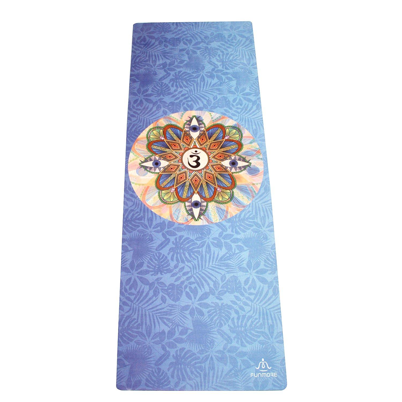 Esterilla de yoga antideslizante material ecológico y ...