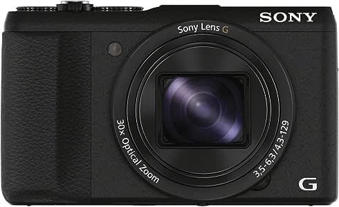 Sony DSC-HX60V - Cámara compacta de 20.4 Mp (pantalla de 3