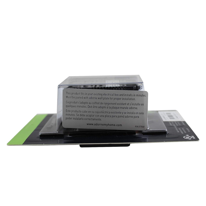 Touch White Wi-Fi Ready Tru-Universal Master Dimmer Switch - - Amazon.com