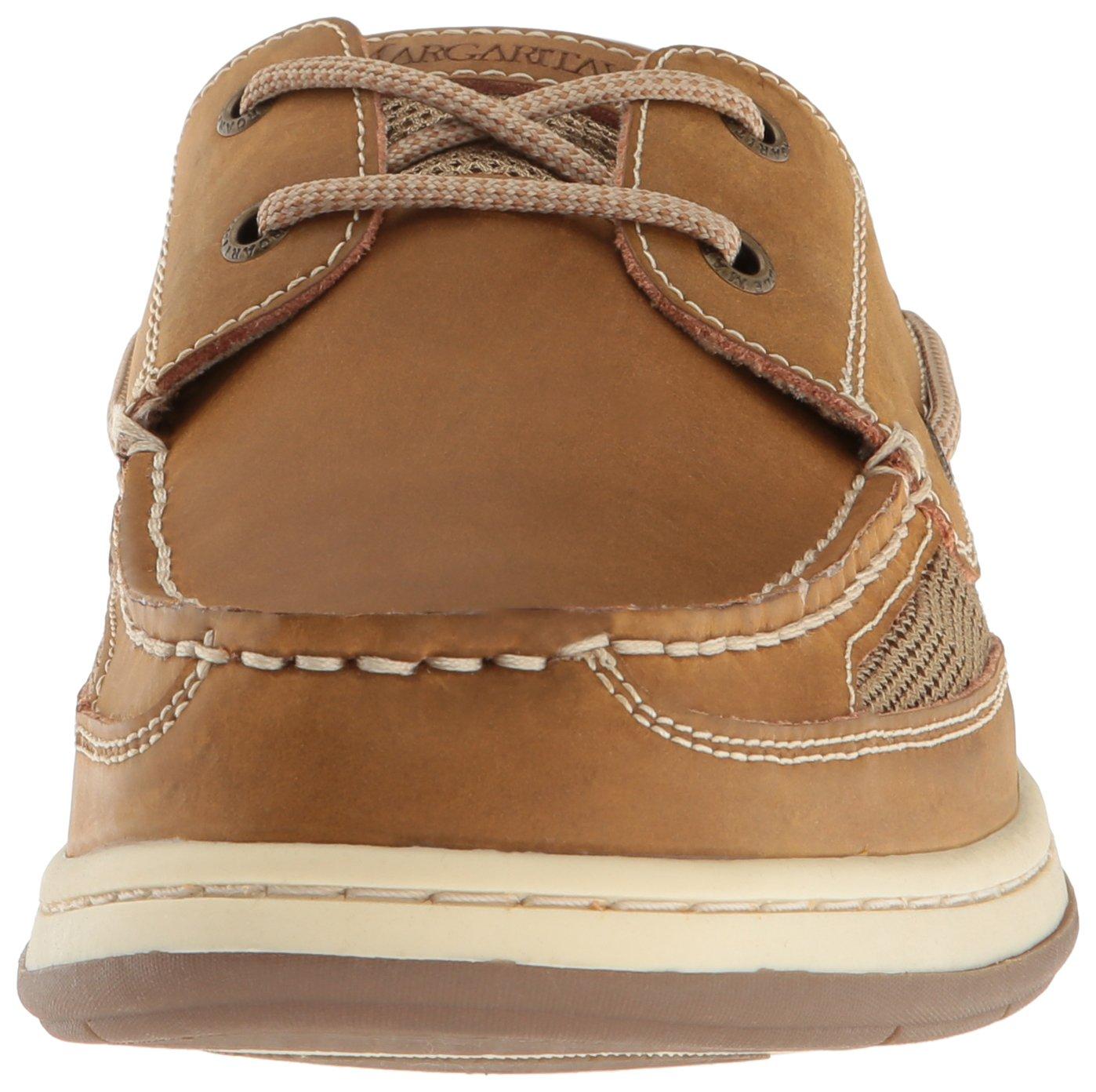 Margaritaville Men/'s LACE UP Shoes MFM171119 LIGHT TAN