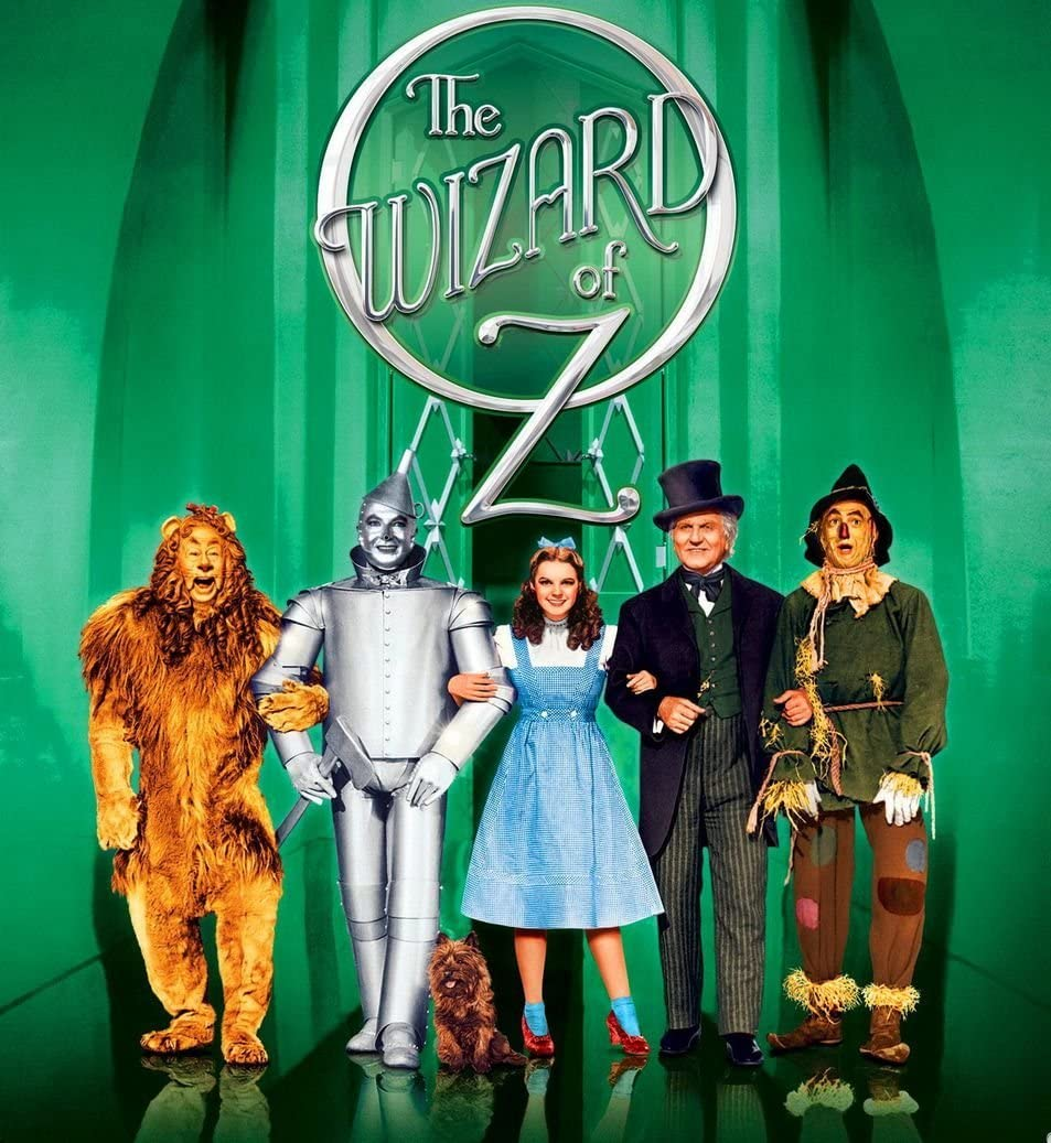 Amazon Com Neuhorris 003 The Wizard Of Oz 24x26 Inch Silk Poster