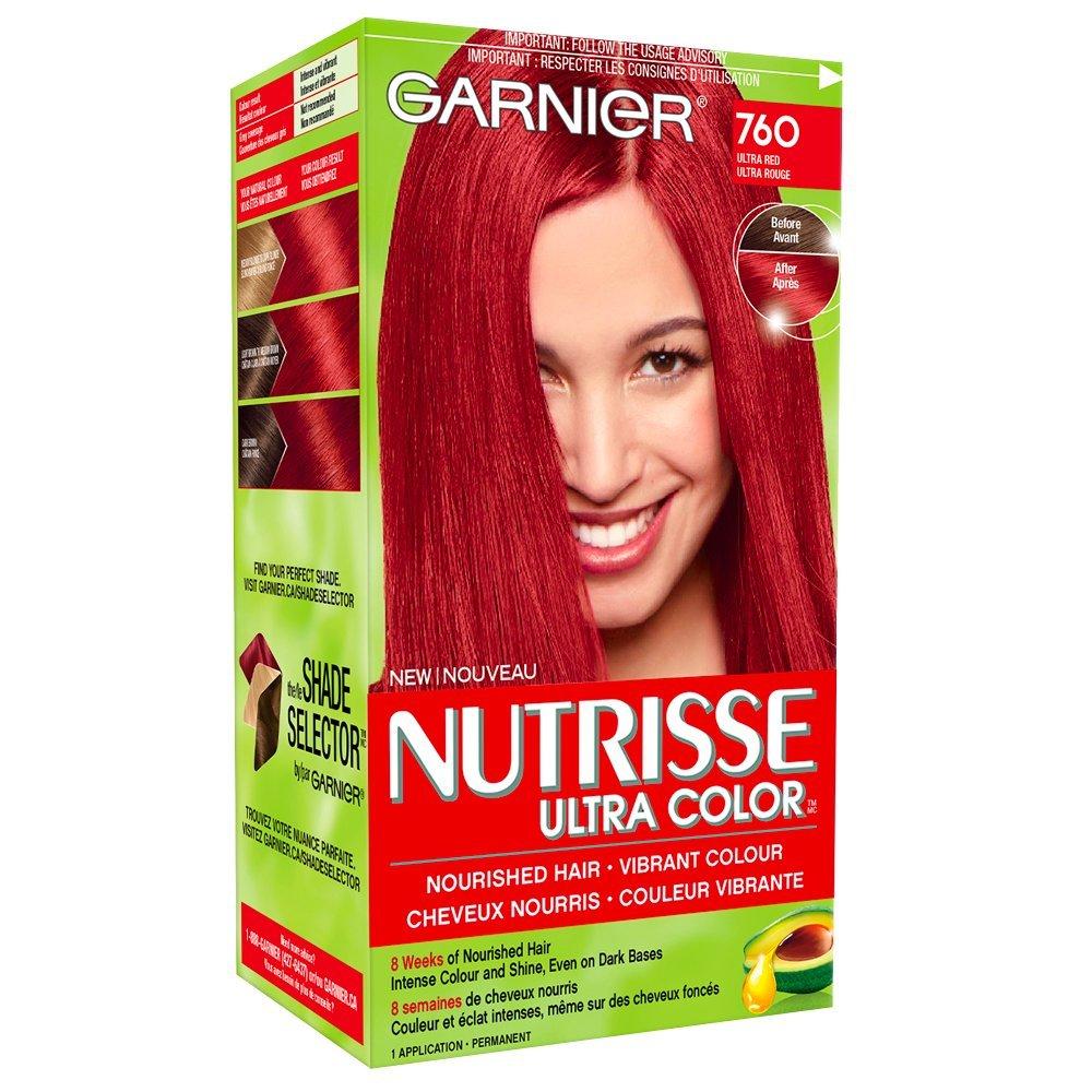 Garnier Red Hair Color Topsimages