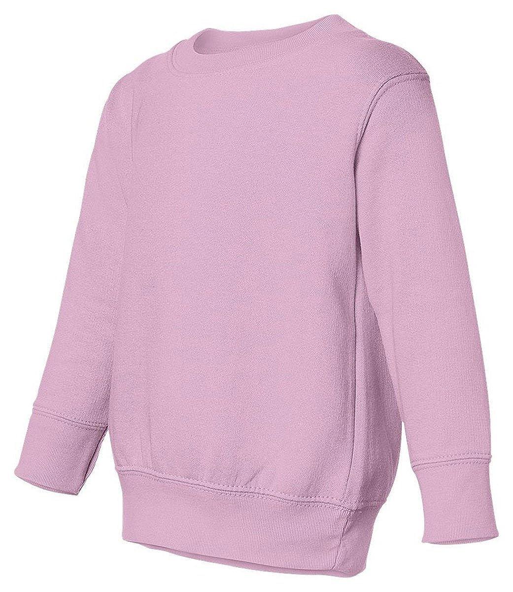 Rabbit Skins 3317 Toddler Fleece Crewnneck Sweatshirt