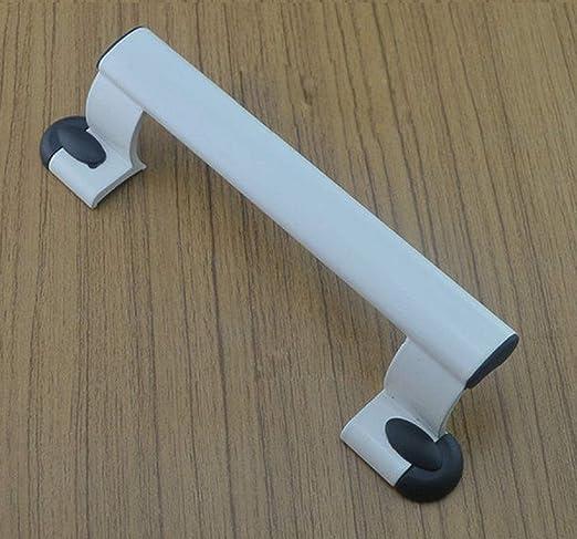 Raing Color de Lujo Puerta corredera Gran asa Puerta corredera manija de Aluminio aleación de Acero Puerta Agujero 180m m f: Amazon.es: Hogar