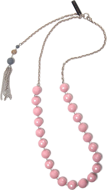Collezione Alessandro - Collar largo con perlas grandes