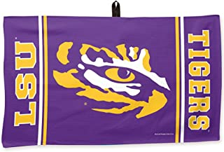 product image for Master Industries LSU Tigers Waffle Weave Towel