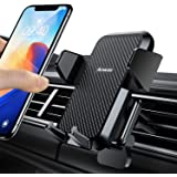 Phone Holder for Car, Anwas Car Phone Mount for Air Vent 360° Rotation One Hand Operation Universal Fit for iPhone 11…
