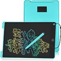 HOMESTEC Tableta Escritura LCD Color, Pizarra Digital para Apuntar Recordatorios , Escribir o Dibujar (12 Pulgadas, Azul…