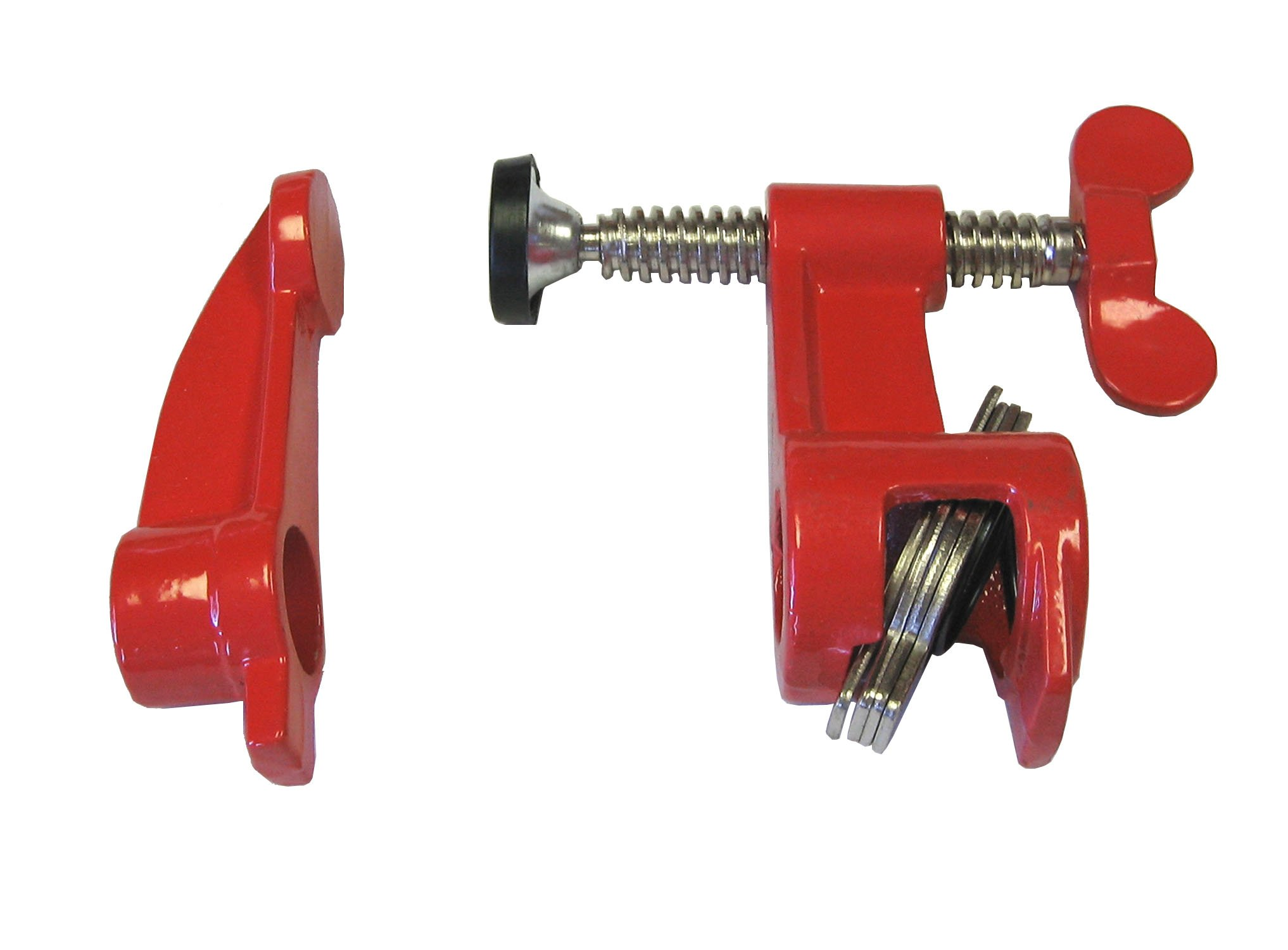 Bessey PC-34DR 3/4-Inch Deep Reach Pipe Clamp Fixture by Bessey