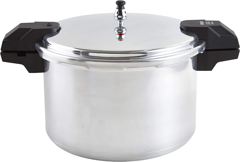 imusa usa jumbo stovetop pressure cooker