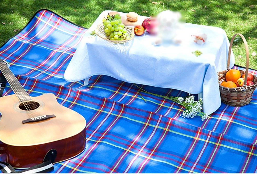 Im Freien Zelt Feuchtigkeitsdichten Feuchtigkeitsdichten Feuchtigkeitsdichten Pad Viele Menschen Camping Matten 200X150 cm Verdickung Wasserdichte Picknick-Matten B07CK6QDQT Picknickdecken Leidenschaftliches Leben 4f491c