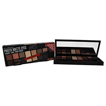 Amazoncom Smashbox Photo Matte Eye Palette 049 Ounce Beauty