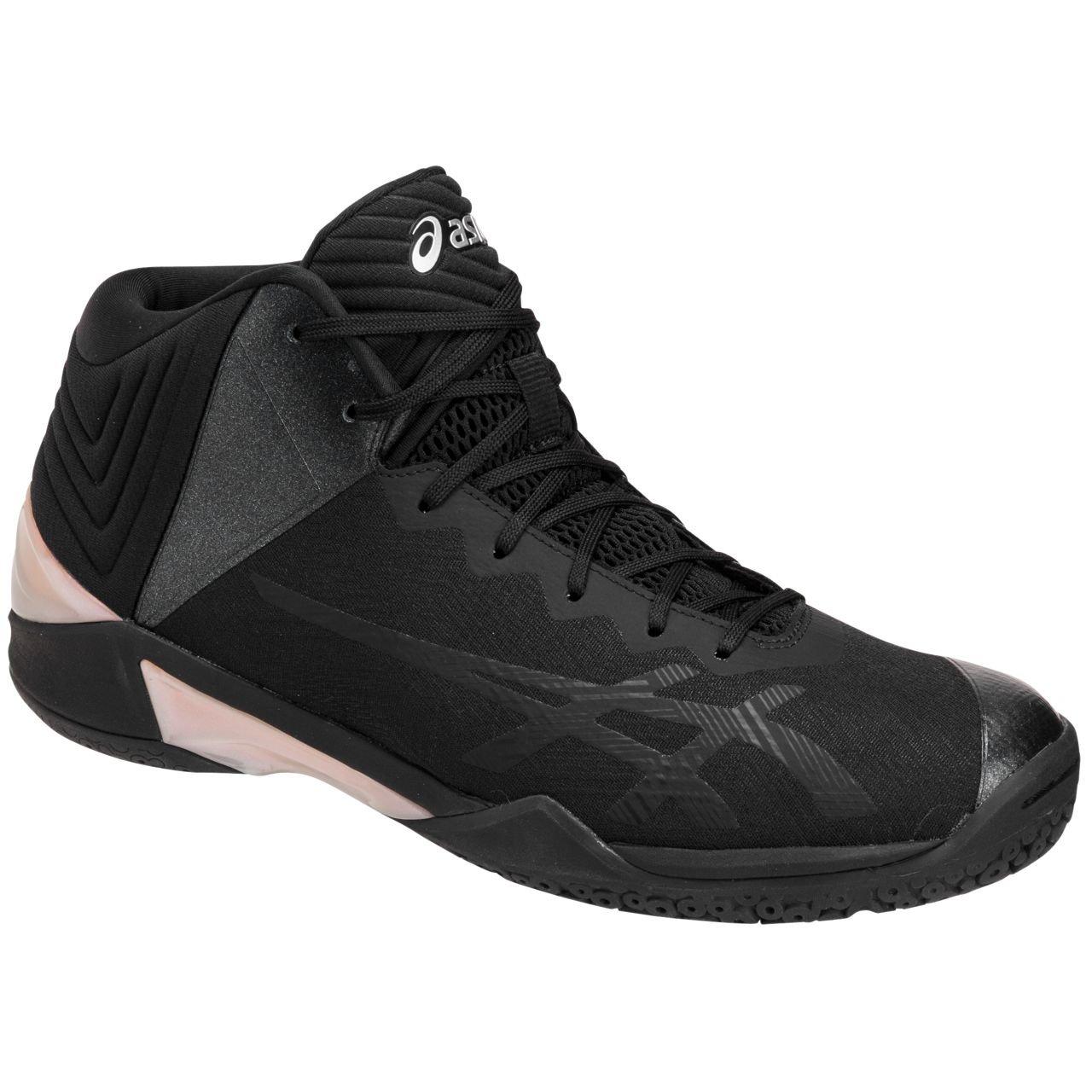 [アシックス] バスケットシューズ GELBURST 22 B077Y5RW5N 23.5 cm|ブラック/ブラック ブラック/ブラック 23.5 cm