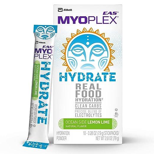 EAS Myoplex Hydrate Real Food Hydration Powder for Endurance Athletes
