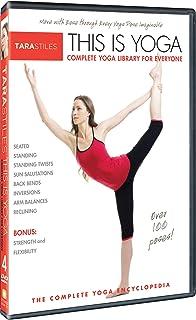 Magnificent Tara Stiles This Is Yoga Dvd 2 Beginners Yoga For Everyone Short Hairstyles Gunalazisus