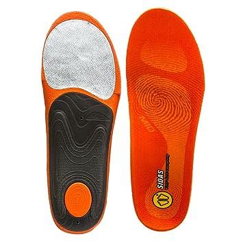 Sidas Erwachsenen Einlege-Sohle 3Feet Mid Winter orange