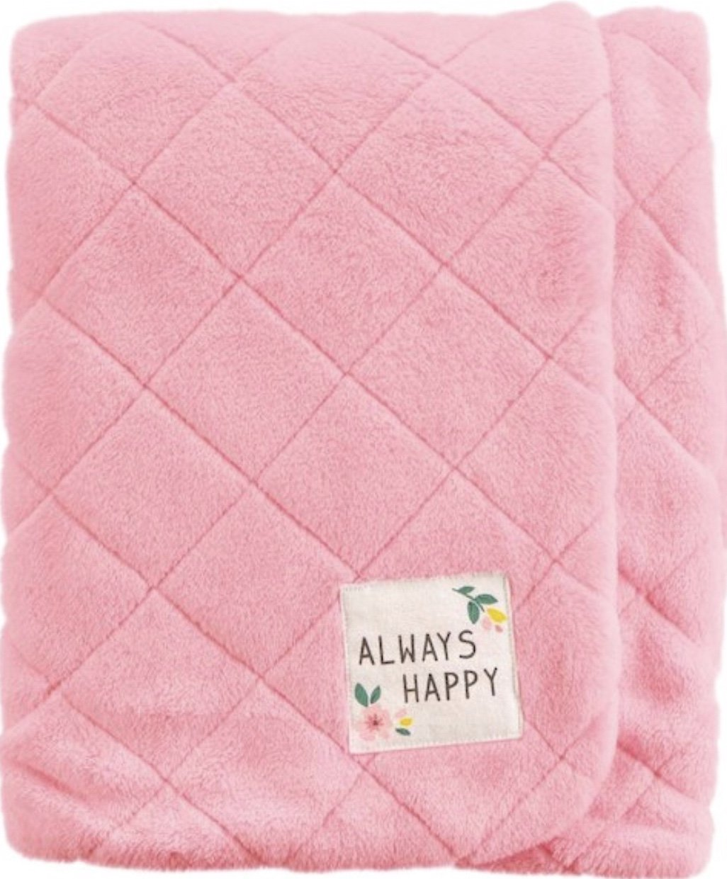 Carters Baby Girls Toddler Blankets D06g030
