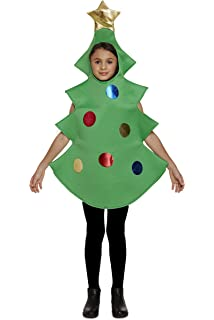 christmas tree childrens costume - Christmas Tree Costume