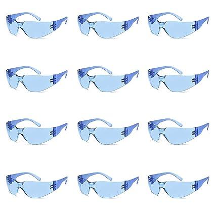 Amazon.com: TRUST OPTICS - Juego de 12 gafas protectoras de ...
