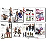 """Nähen mit ♡ """"Zürich"""" 8 eBOOK's im Kombi Sparpaket auf einer CD Supersondersparangebot von firstloungeberlin.com"""