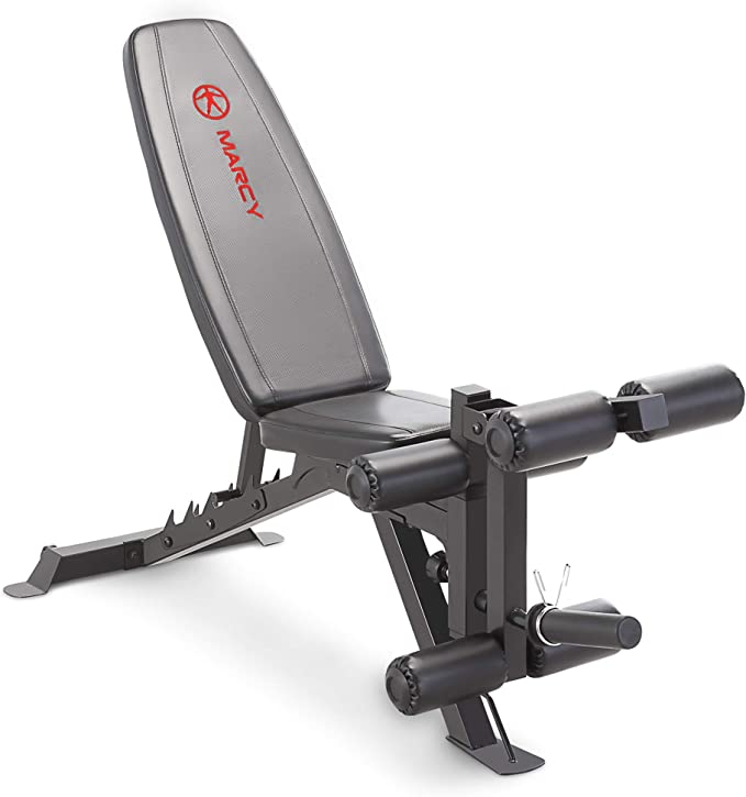 Marcy SB-350 utility bench review