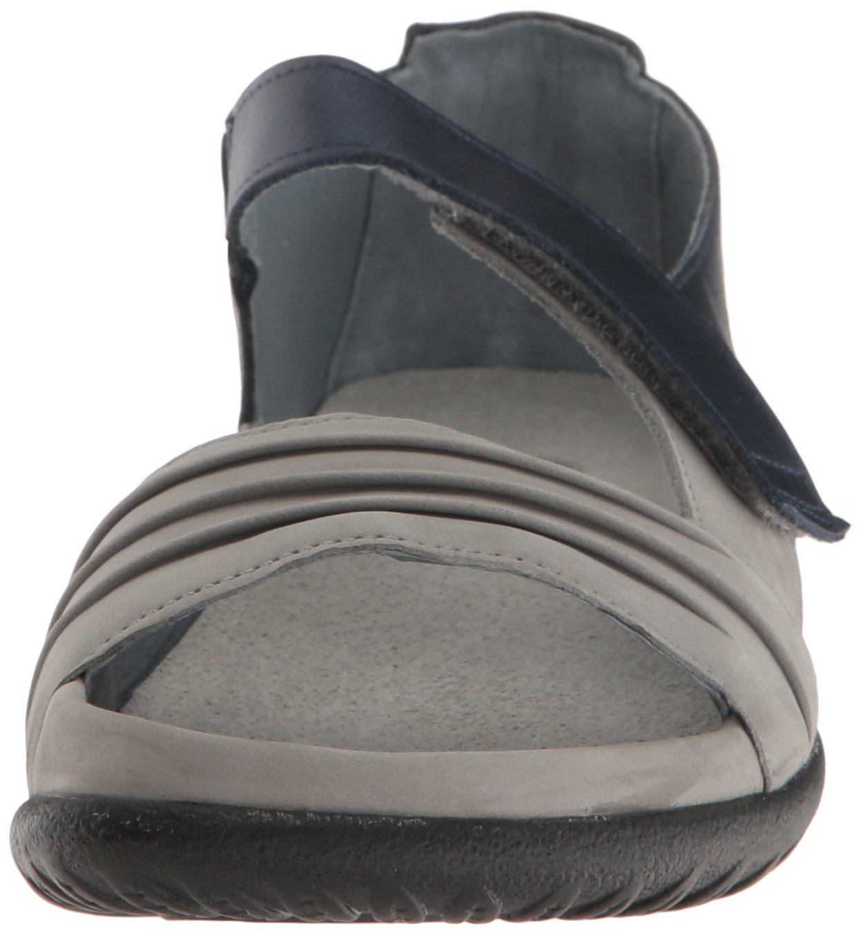 Naot Footwear Women's Papaki B01HT44EV0 39 Sea M EU|Light Gray Nubuck/Polar Sea 39 Leather c1e25a
