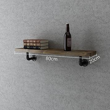Book Jia Vintage Industrielle Wasserleitung Wohnzimmer Wand Hangen