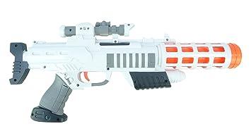 Con Para ToylandGuardián Espacio Accesorios Del De Disfraces Sonido Niños Arma Espacial Juguetes WH9IED2