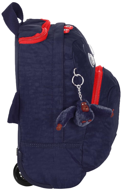 Kipling - WHEELY - Mochila con ruedas - Navy Blue C - (Azul): Amazon.es: Equipaje