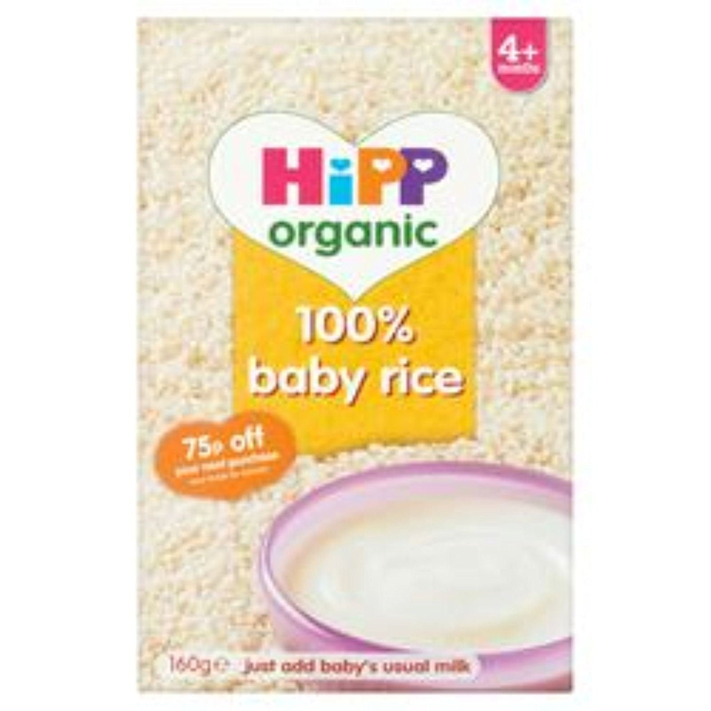 Hipp Organic 4months+ Baby Rice