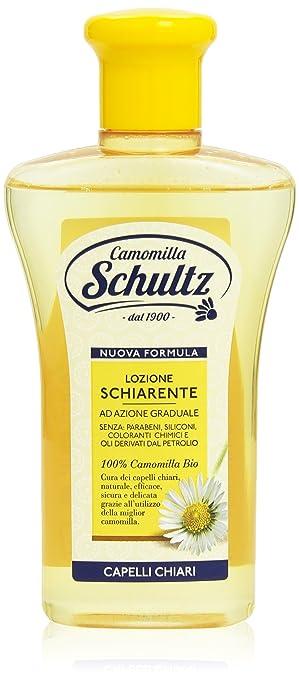 19 opinioni per Schultz- Camomilla, Lozione Schiarente per Capelli, 200 ml