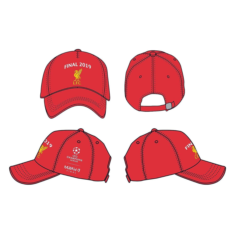 Liverpool F.C. - Gorra, diseño del Liverpool F.C.: Amazon.es: Ropa ...