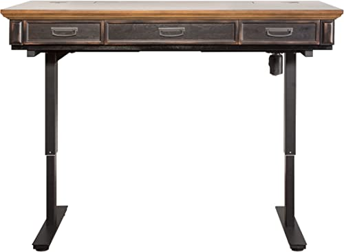 Martin Furniture Electric Hartford Sit/Stand Desk