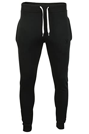 269e854a Xact Mens Slim Fit Joggers Made in England: Amazon.co.uk: Clothing