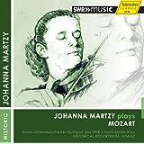 Johanna Martzy joue Mozart : Concertos pour violon. Müller-Kray.